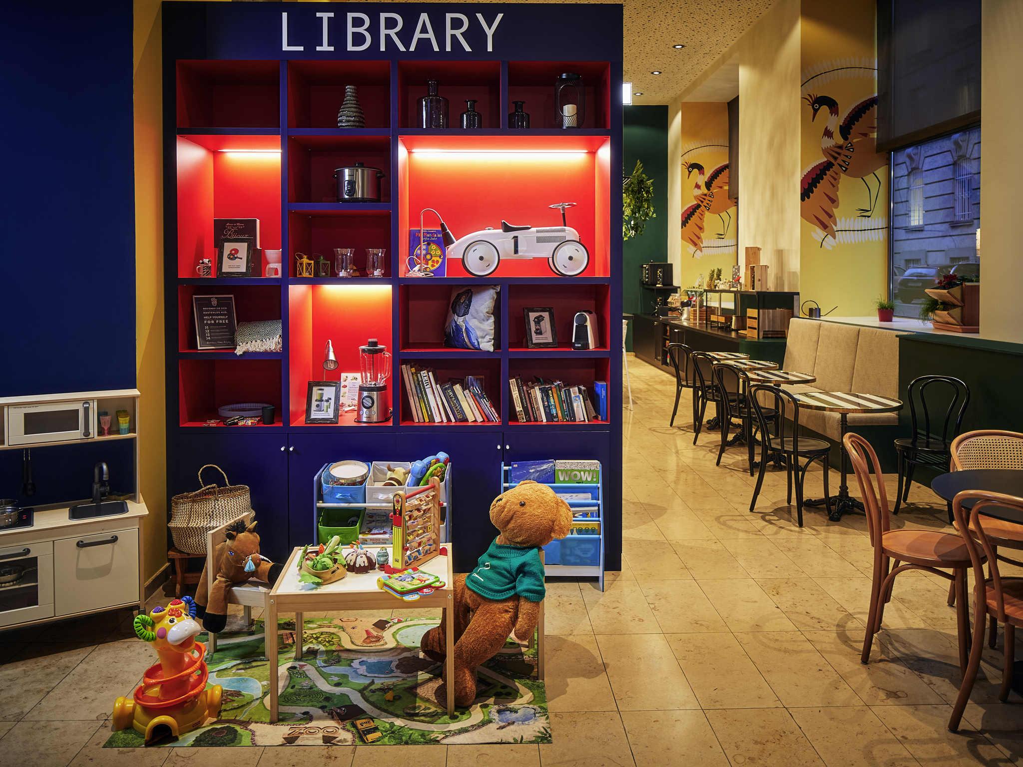 โรงแรม – Aparthotel Adagio Vienna City
