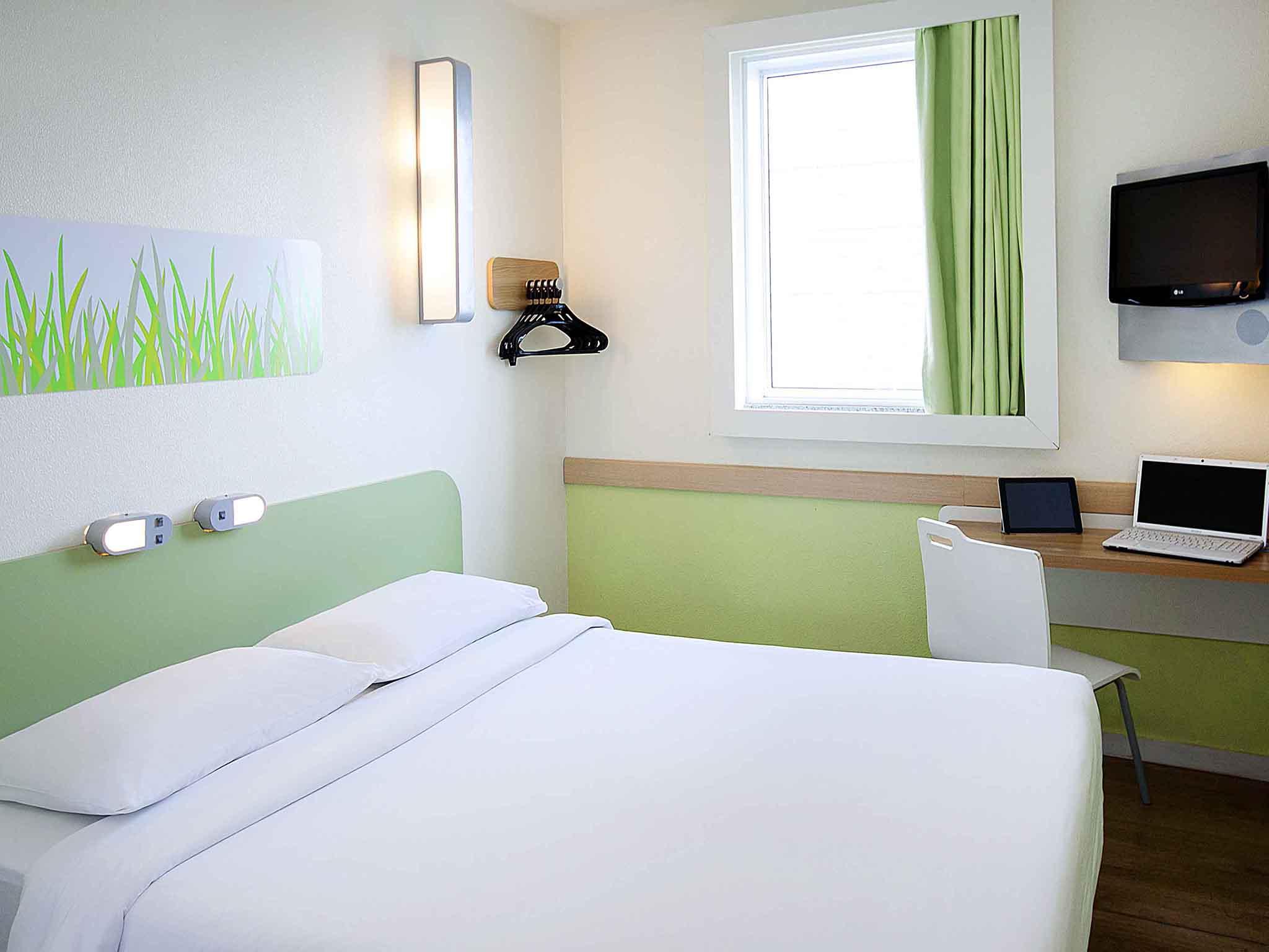โรงแรม – ibis budget Vitoria