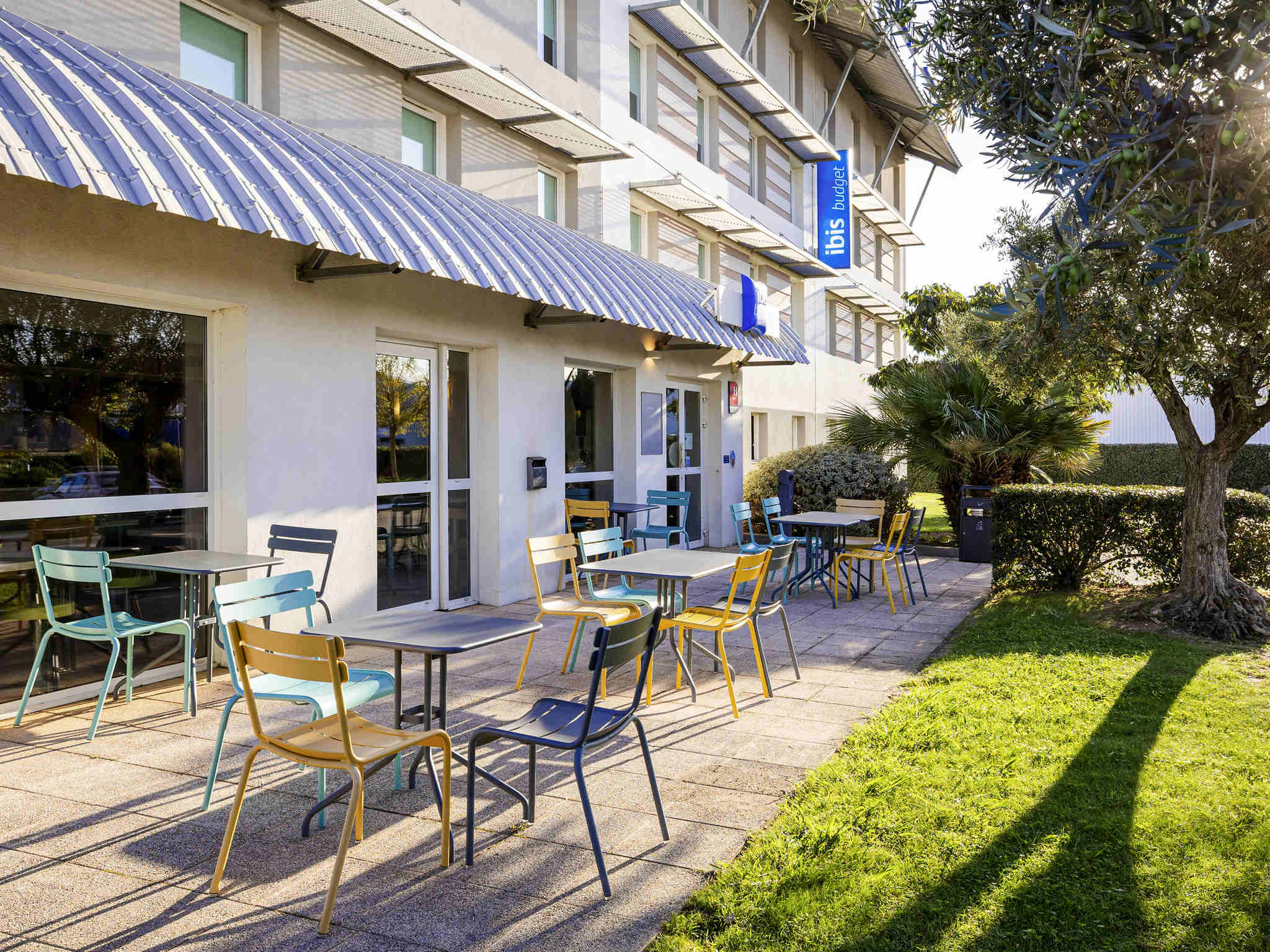 Hotel – ibis budget Carcassonne Aéroport