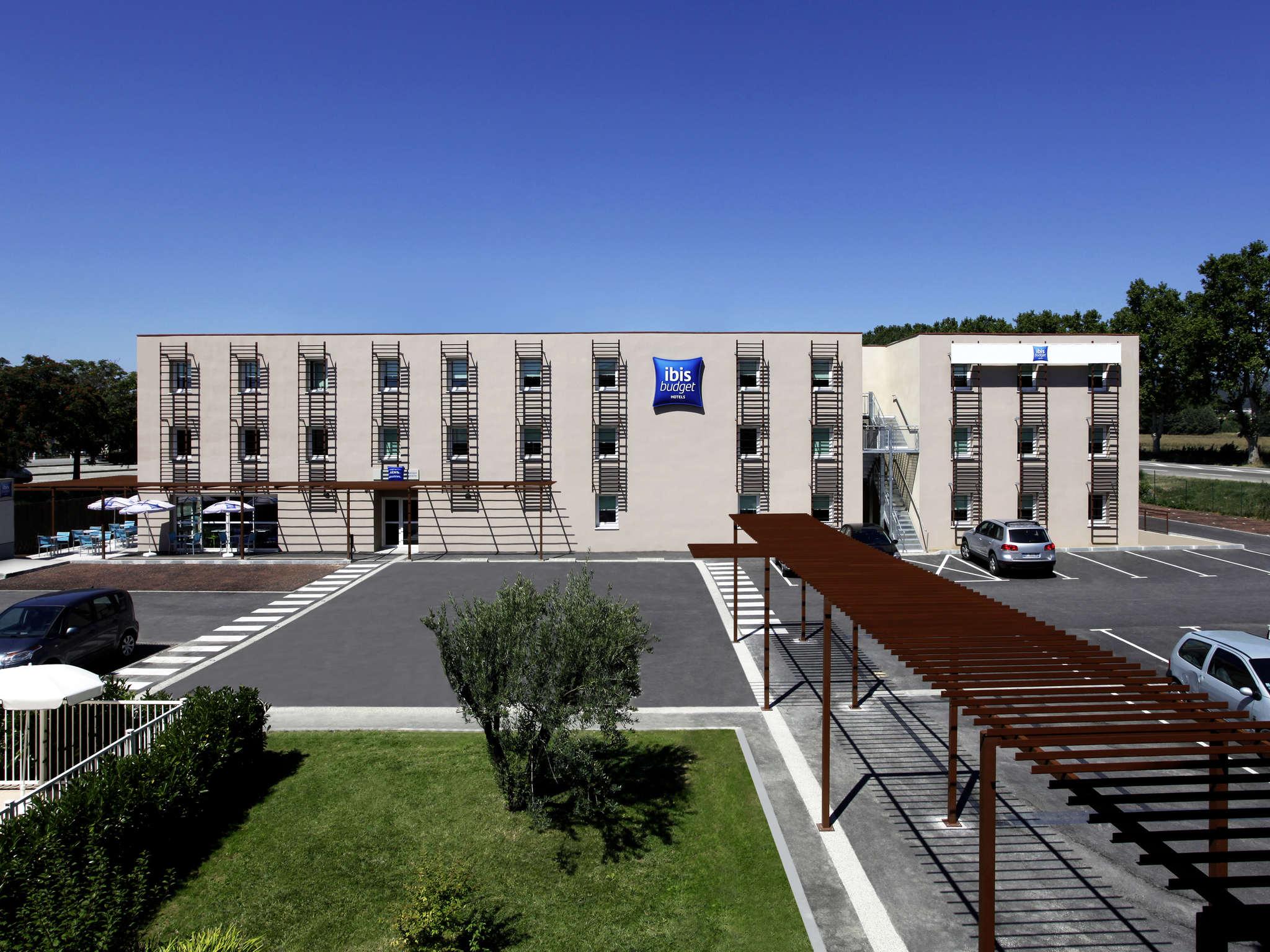 Hotell – ibis budget Manosque Cadarache