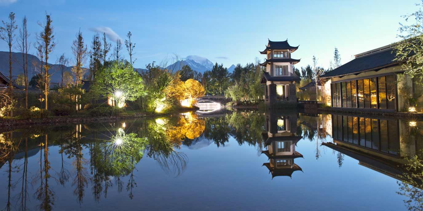Hotel Lijiang Pullman Lijiang Resort Amp Spa