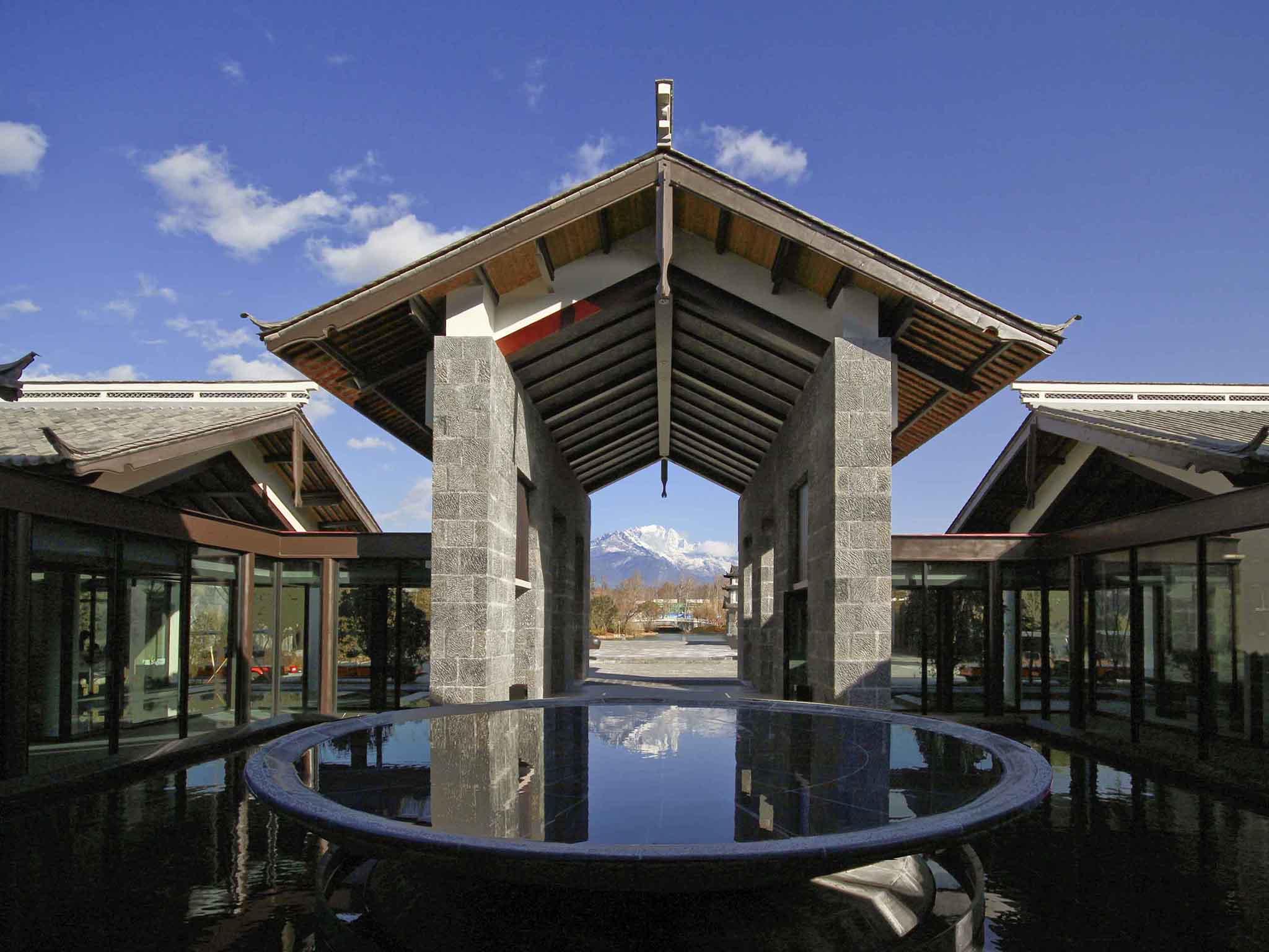 โรงแรม – Pullman Lijiang Resort & Spa