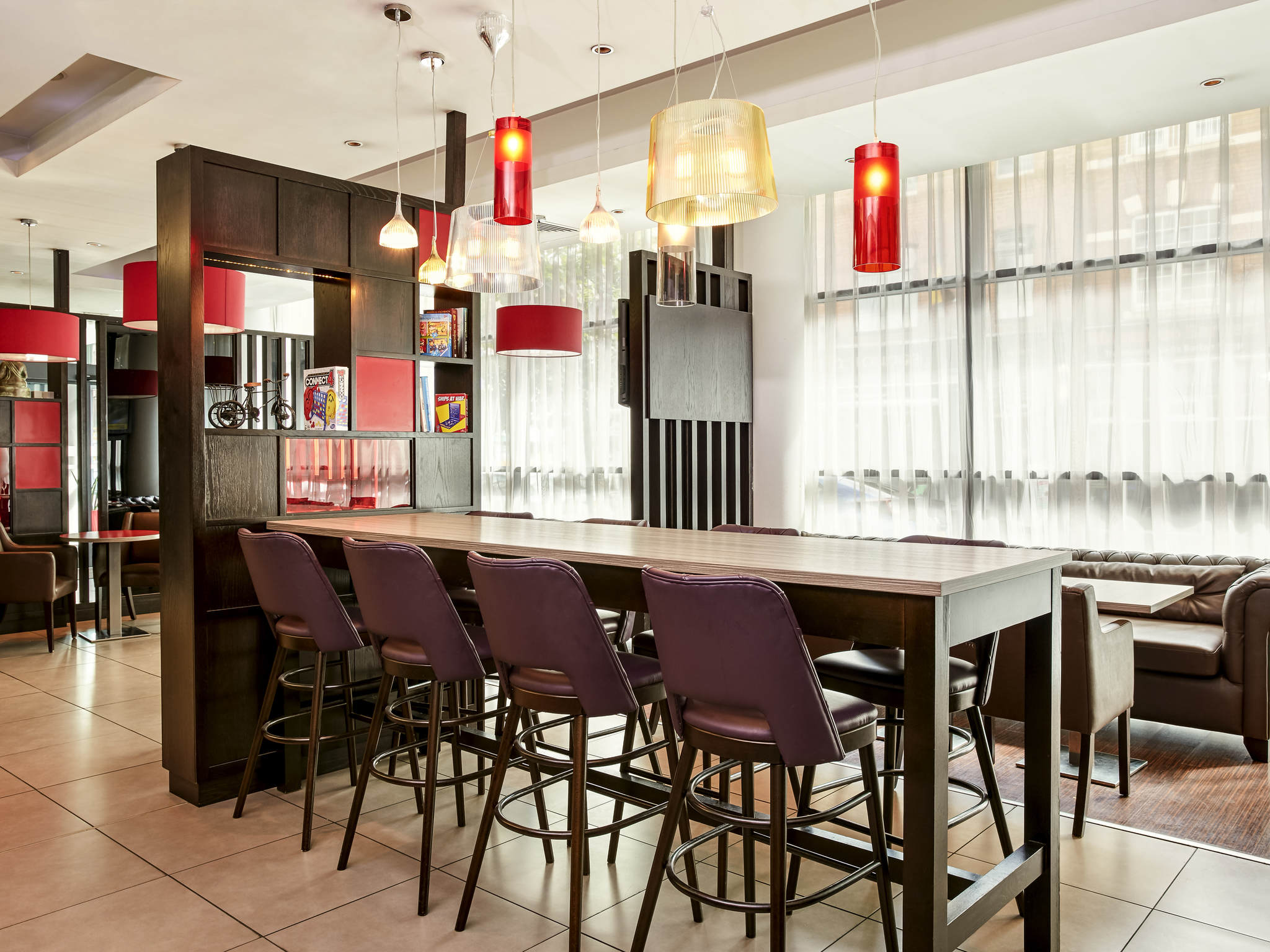 Hotell – ibis Belfast City Centre