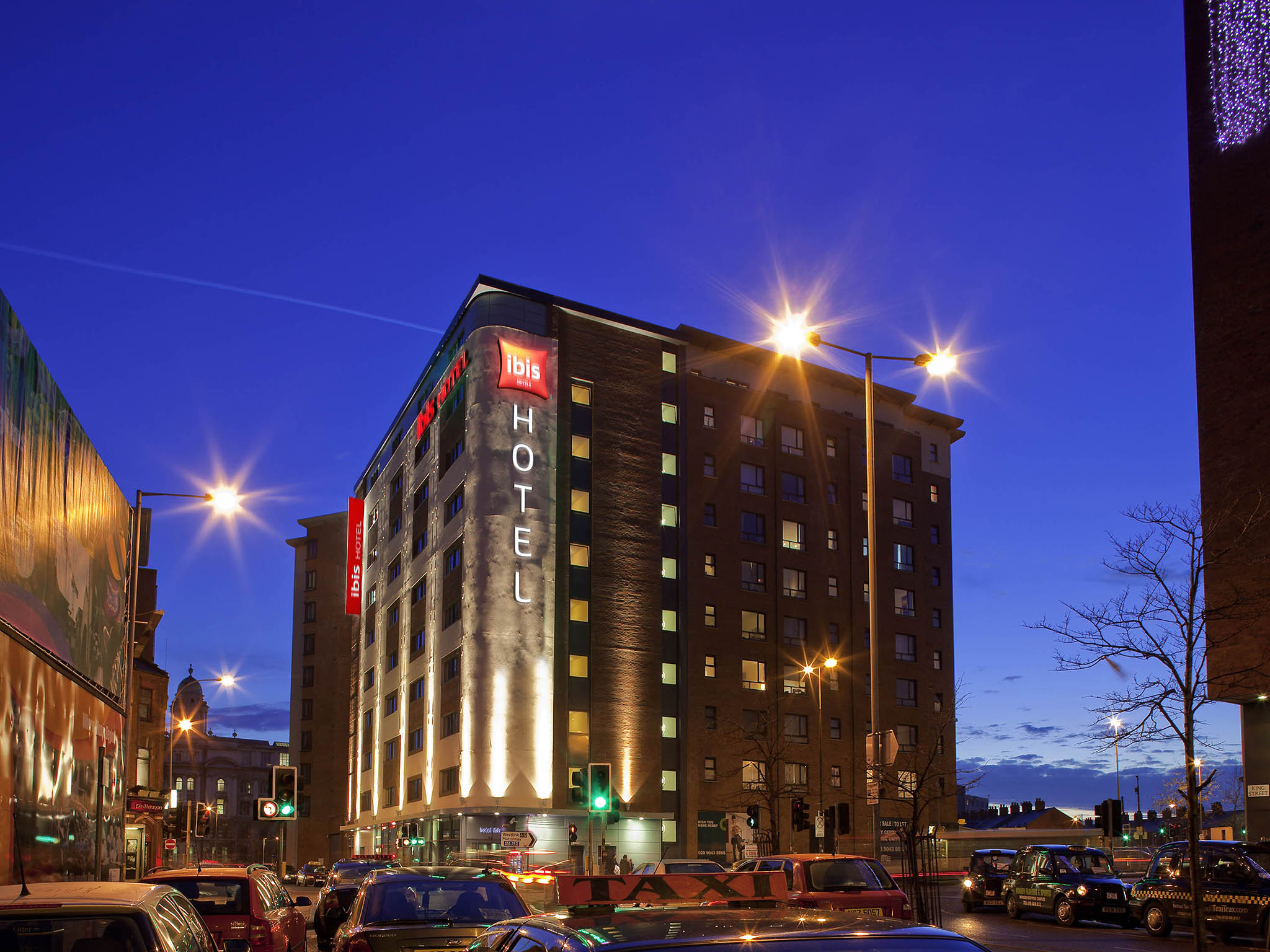 Hotels In Belfast City