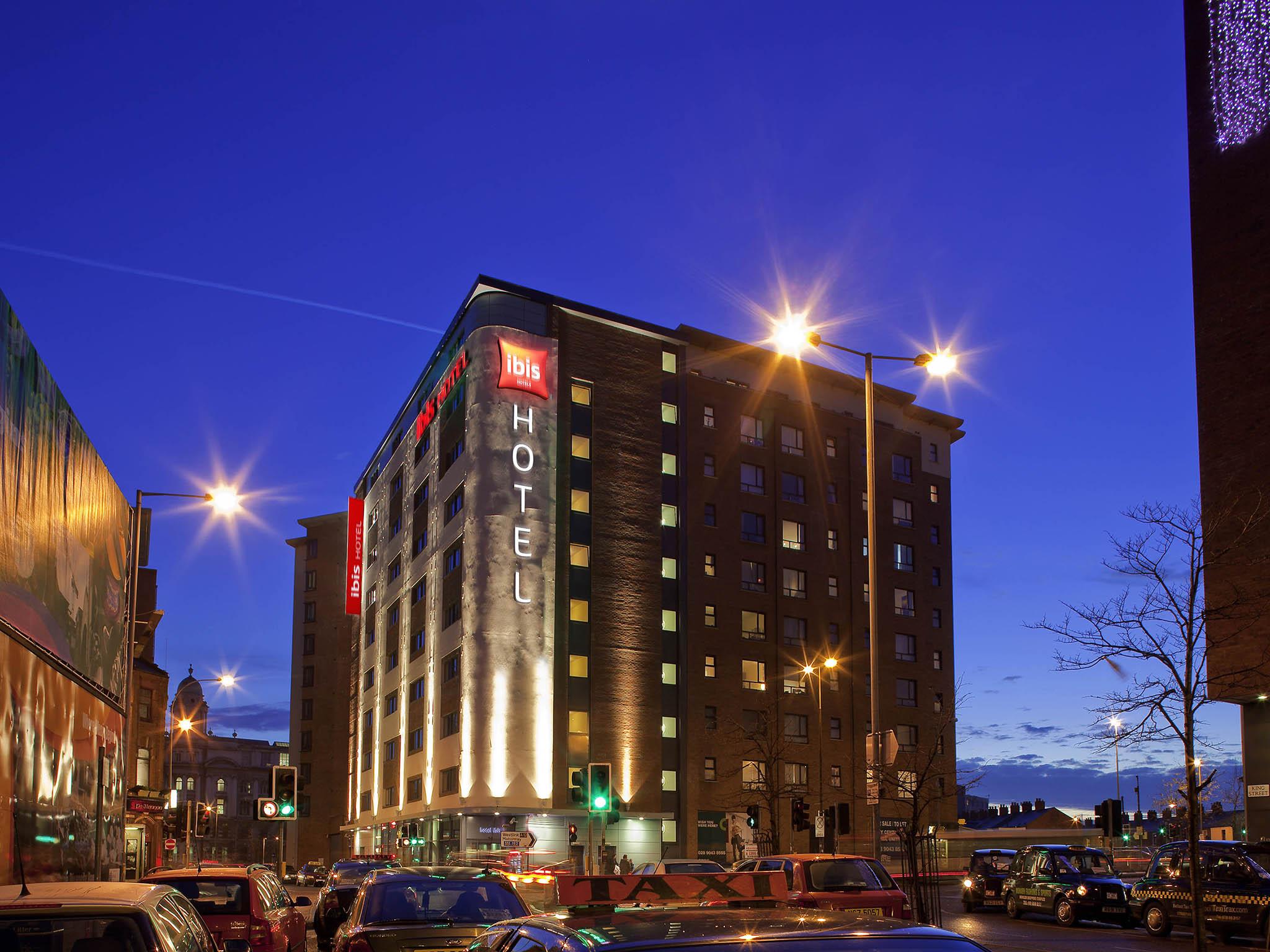 Ibis Belfast City Centre Modern Hotel In Belfast