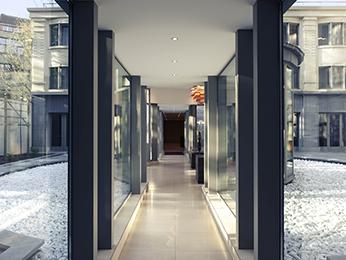 At 280 M Hotel Mercure Brussels Centre Midi