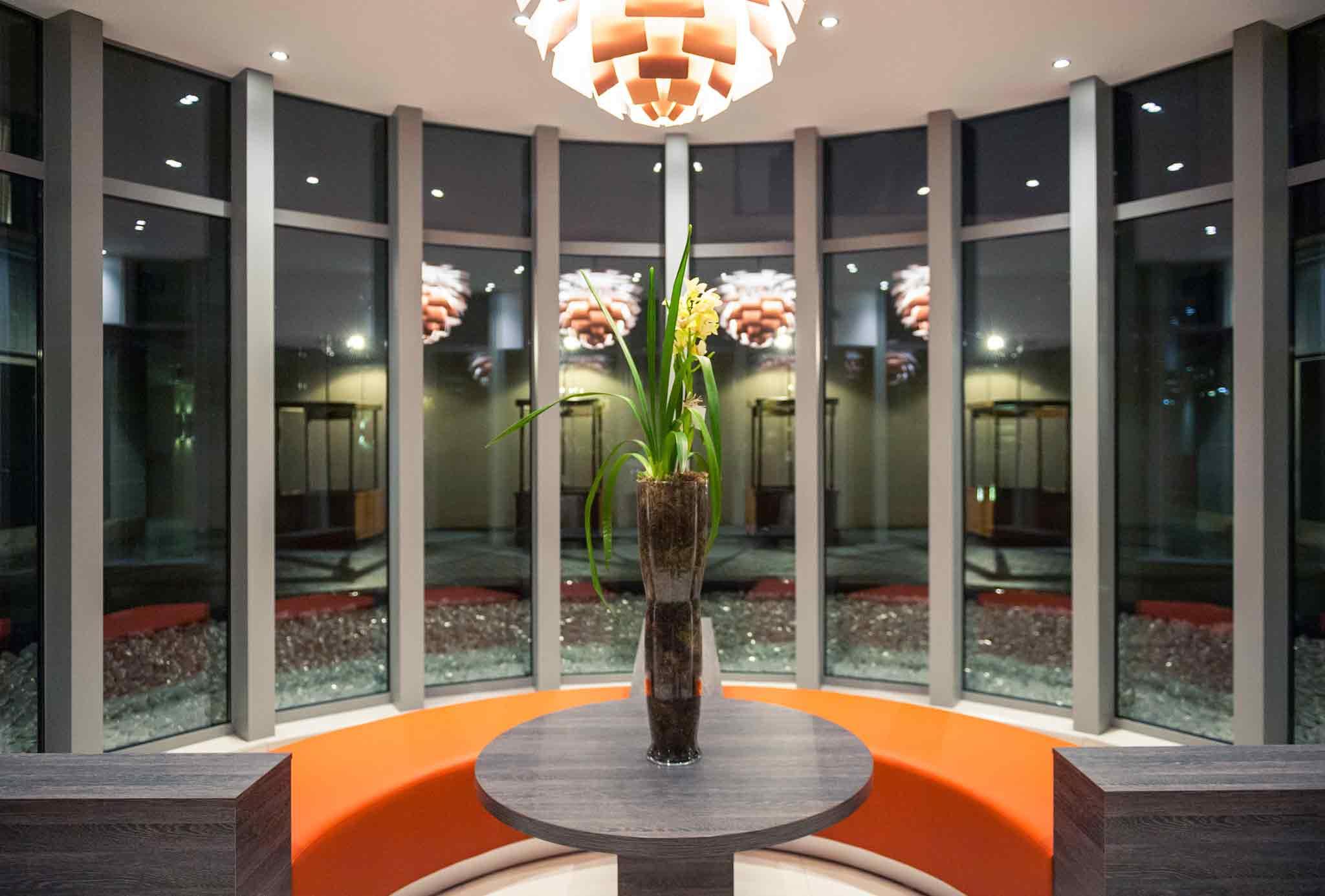 Отель — Mercure Брюссель Центр Миди
