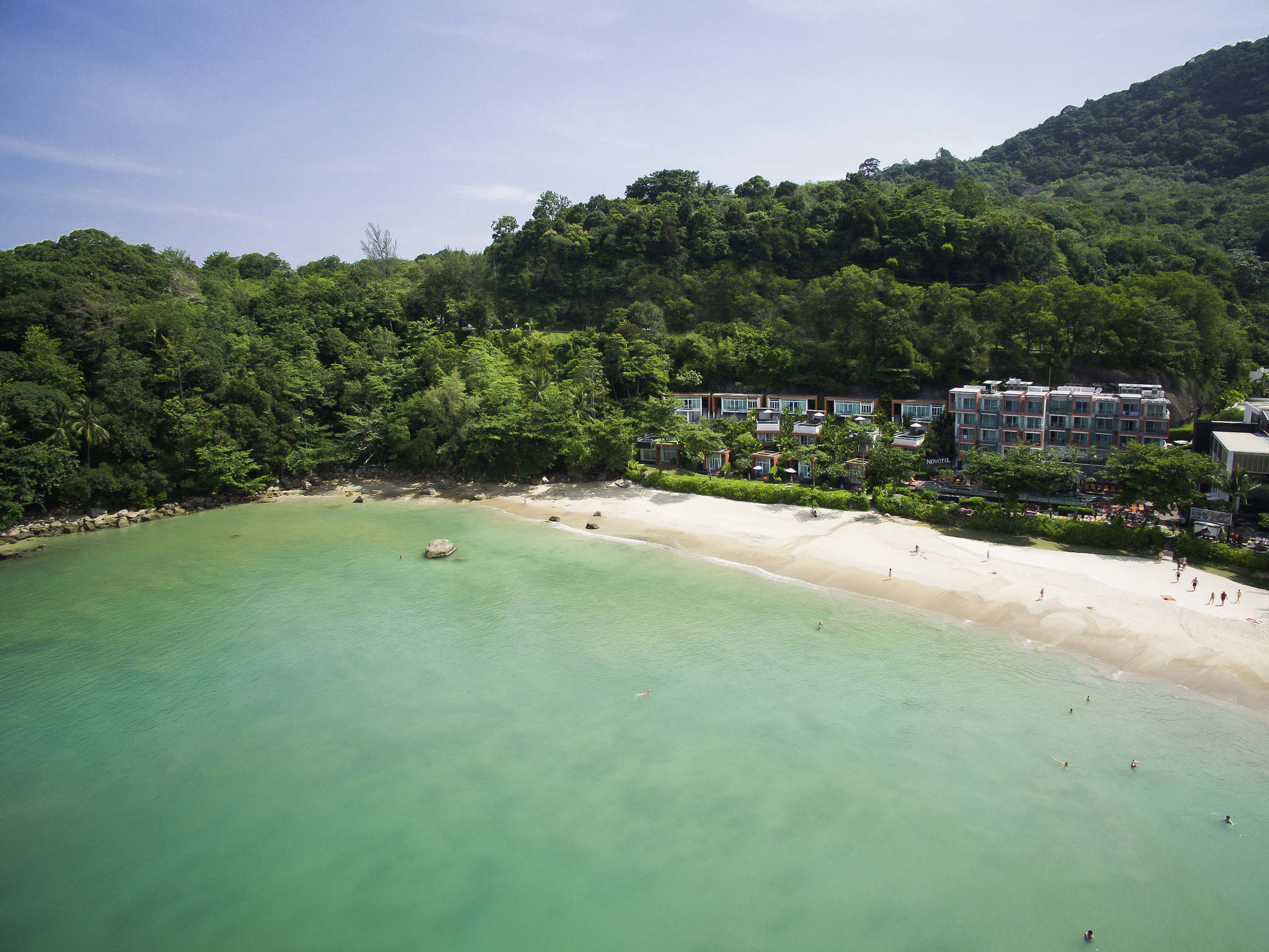 Otel – Novotel Phuket Kamala Beach