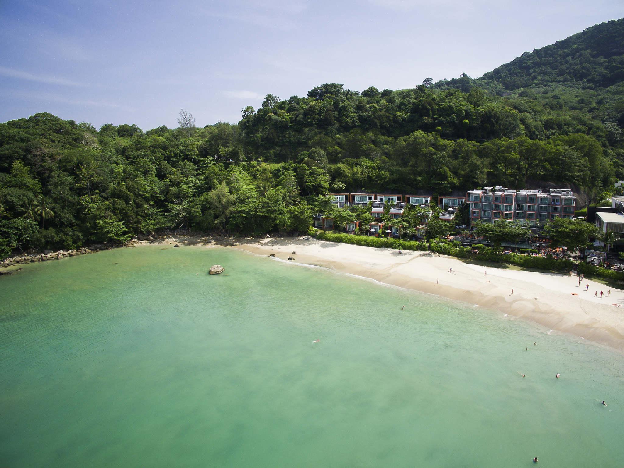 โรงแรม – โนโวเทล ภูเก็ต กมลา บีช