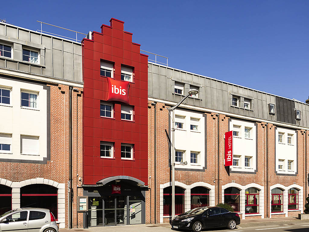 Cheap hotel LILLE ibis Lille Centre Gares
