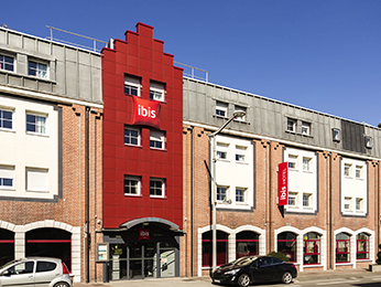 Hotel in LOMME LEZ LILLE ibis Lille Lomme Centre