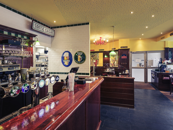 Bar - Mercure Thionville Centre Hotel