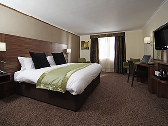 Rooms - Mercure Letchworth Hall Hotel