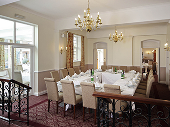Restaurante - Mercure Letchworth Hall Hotel
