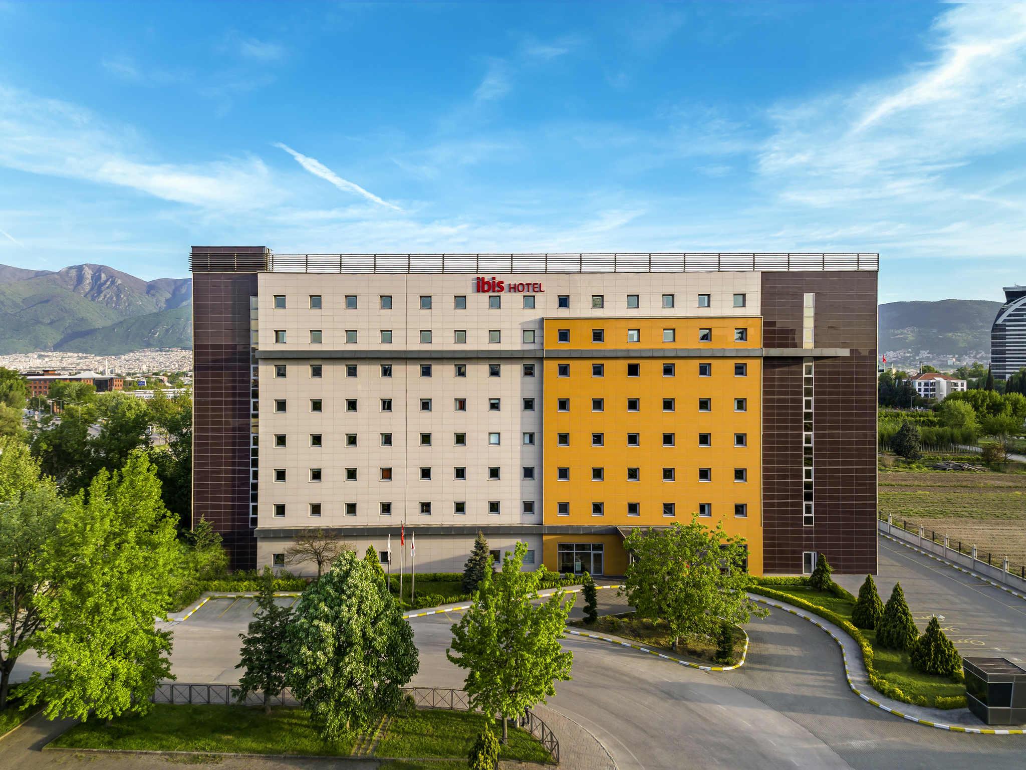 โรงแรม – ibis Bursa