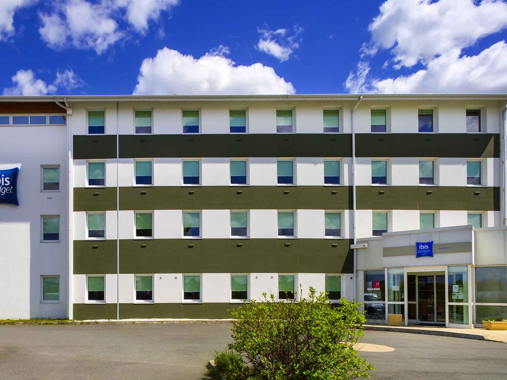 ホテル – ibis budget Montluçon
