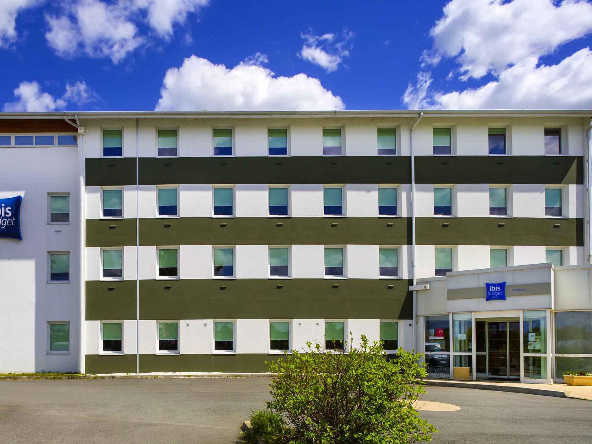 Hotell – ibis budget Montluçon