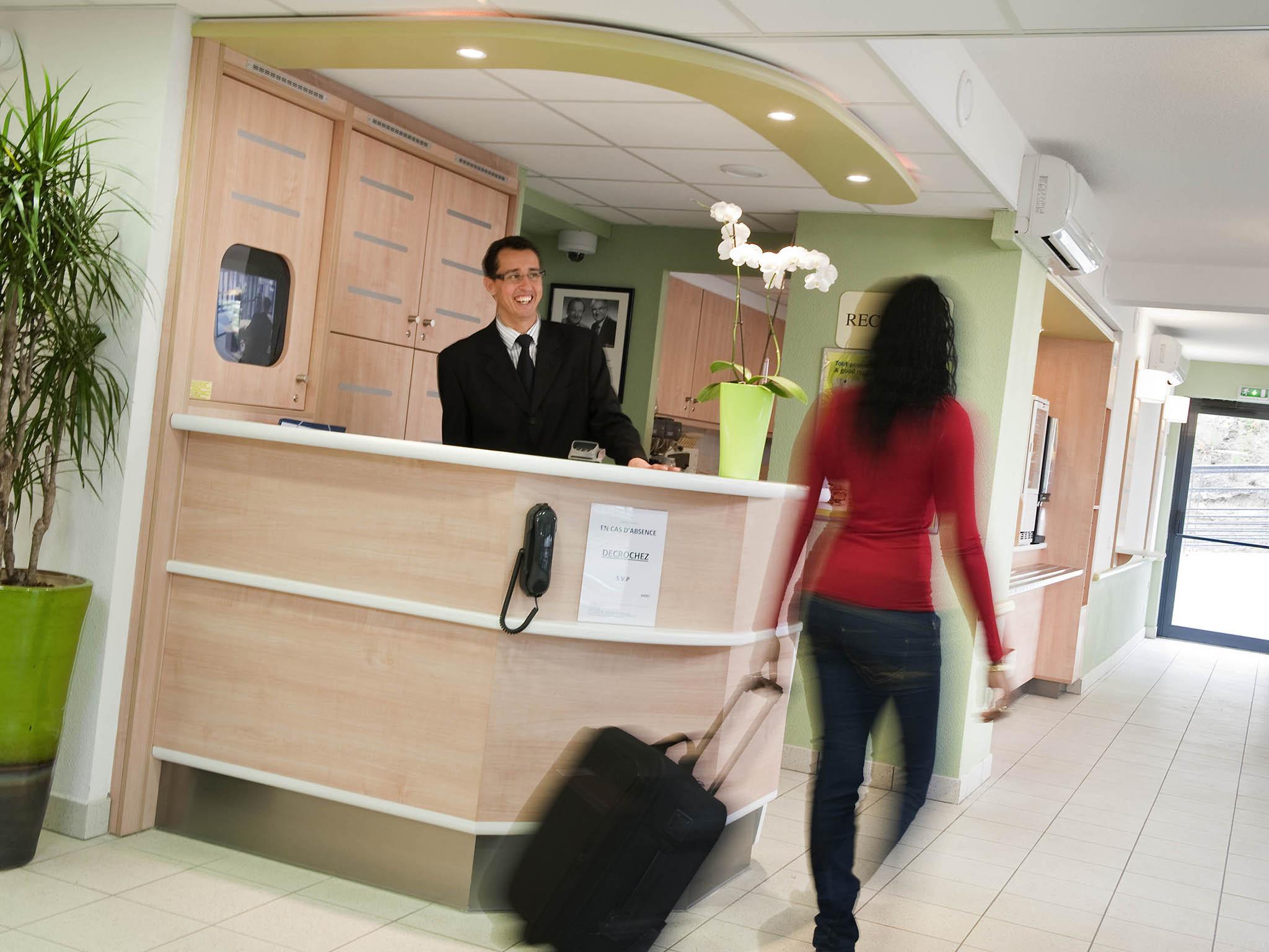 Hotell – ibis budget Cosne-sur-Loire