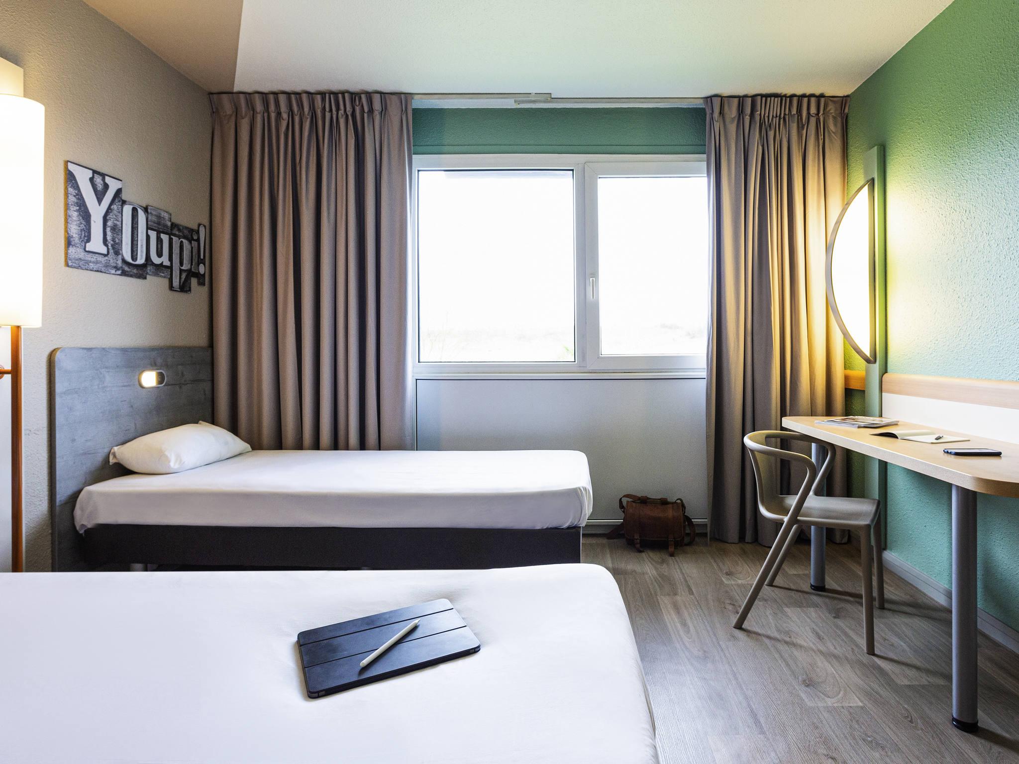 โรงแรม – ibis budget Angoulême Nord