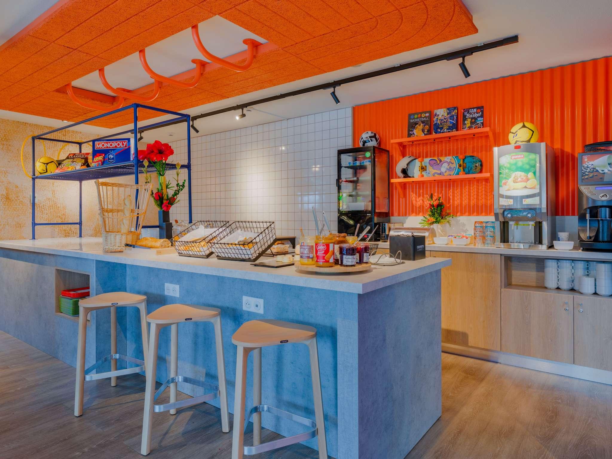 Hotell – ibis budget Lyon L'Isle d'Abeau