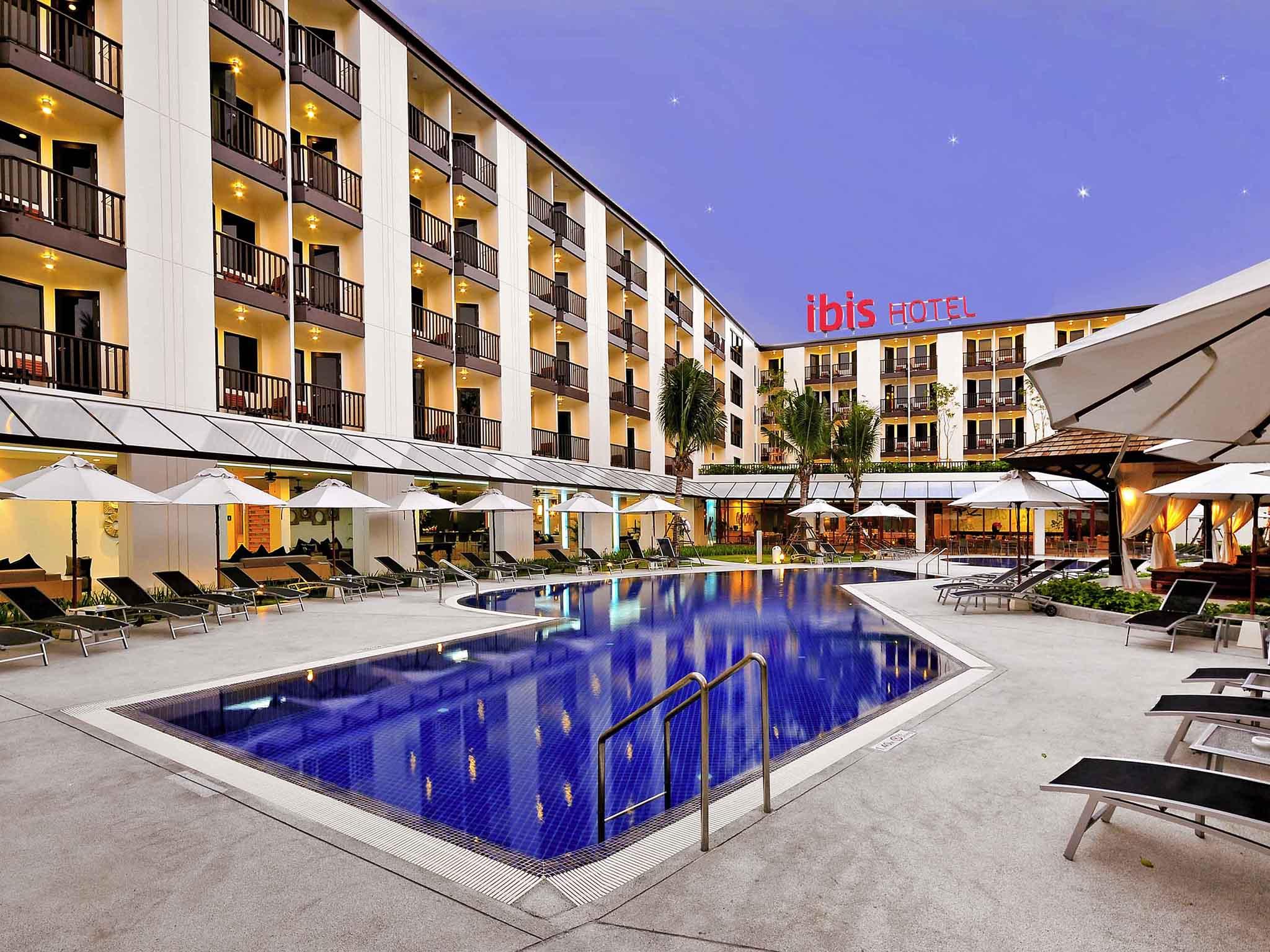 hotel in phuket ibis phuket kata. Black Bedroom Furniture Sets. Home Design Ideas