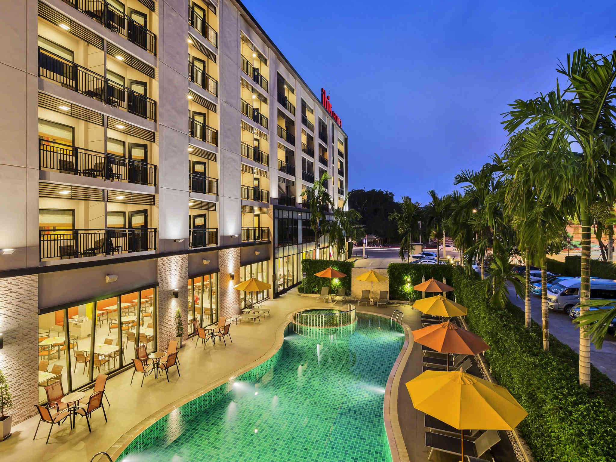 Hotell – ibis Hua Hin
