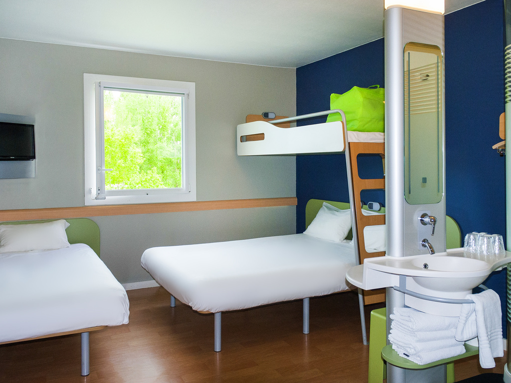 Hotel pas cher rodez ibis budget rodez for Hotel pas cher delhi