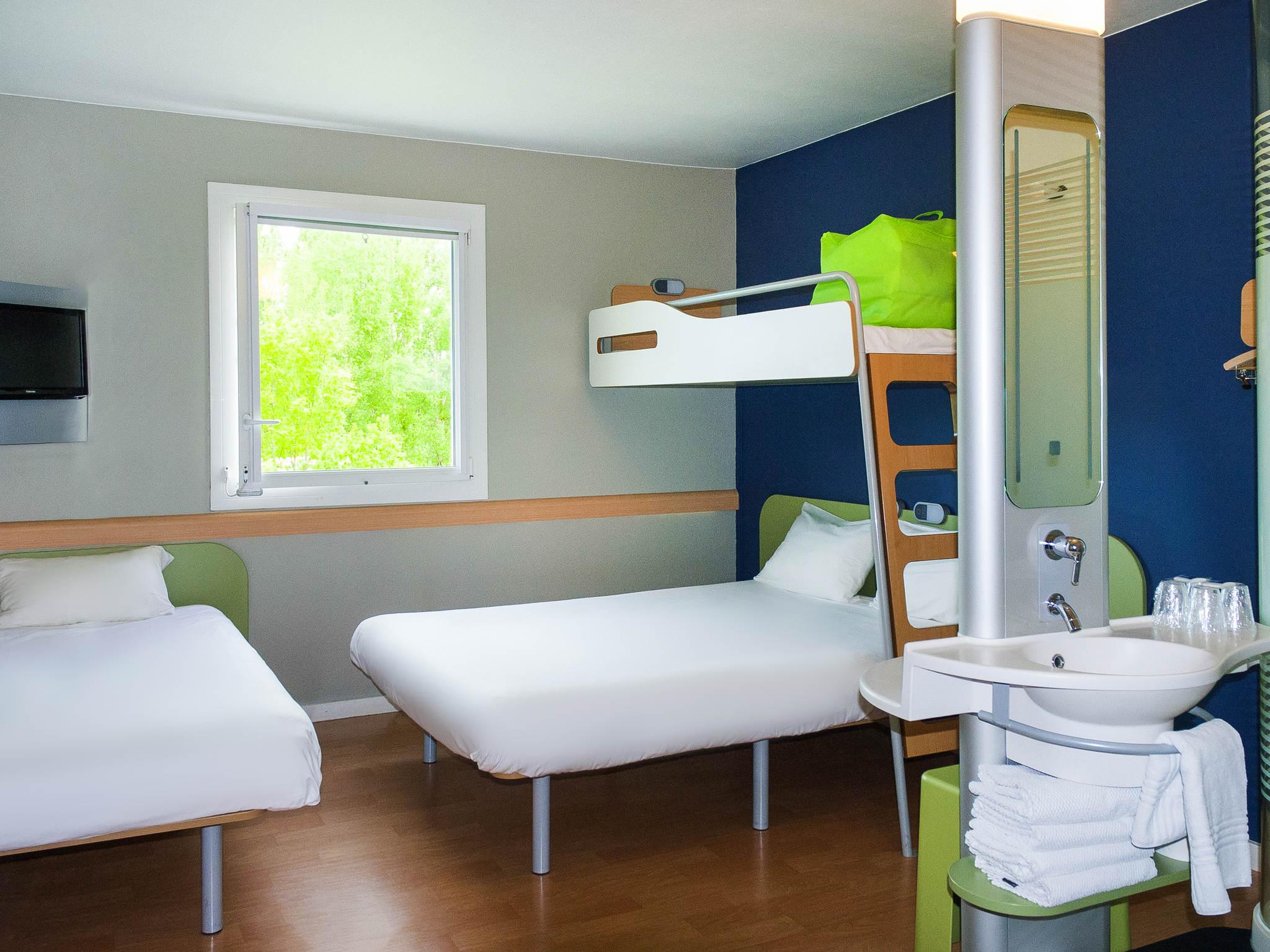 โรงแรม – ibis budget Rodez