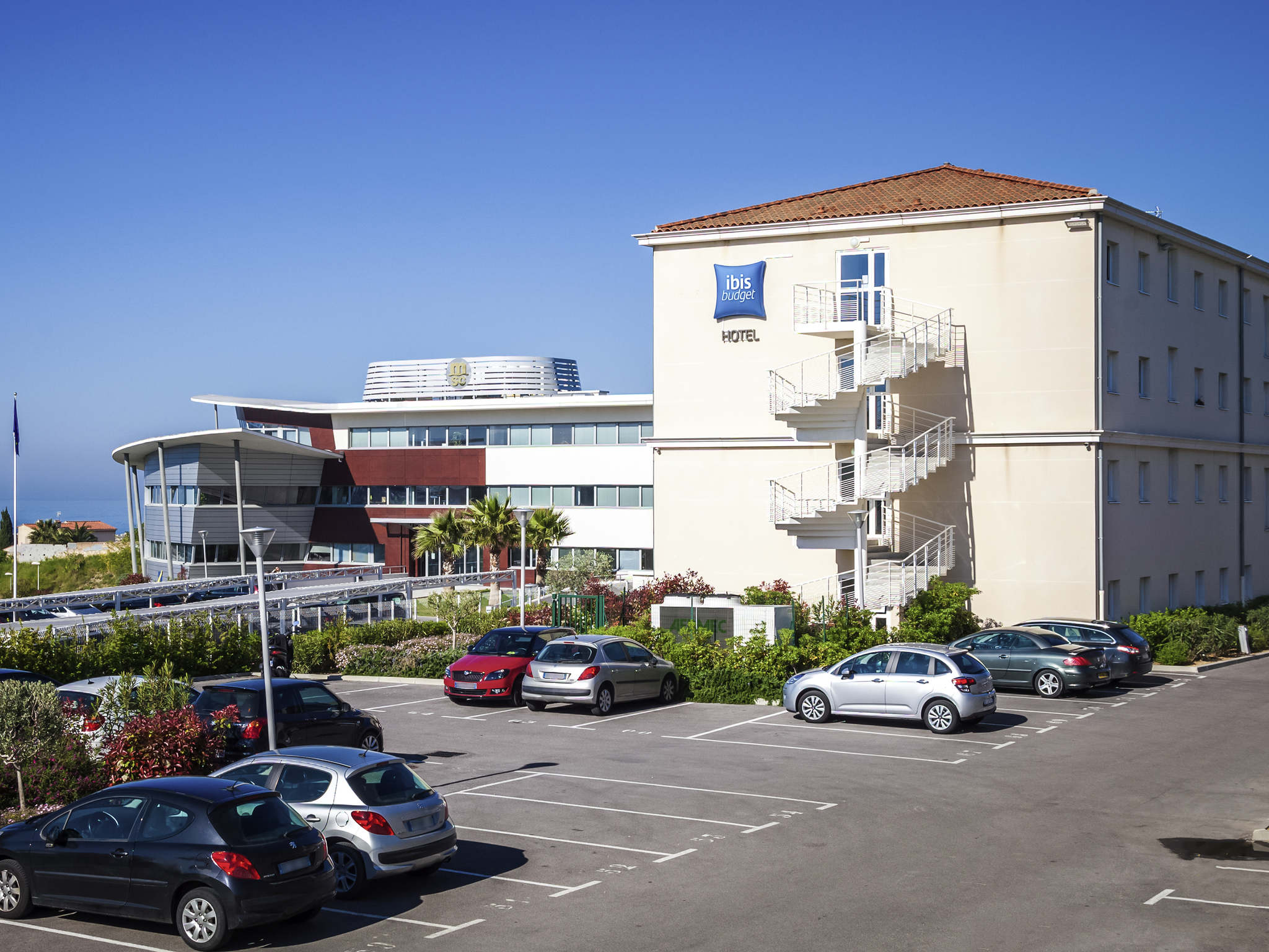 Hotel – ibis budget Marsella l'Estaque