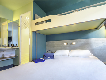 객실 - ibis budget Marseille l'Estaque
