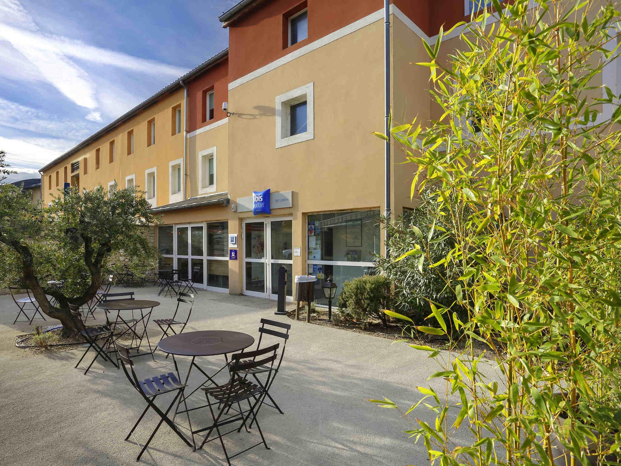 โรงแรม – ibis budget Apt Luberon