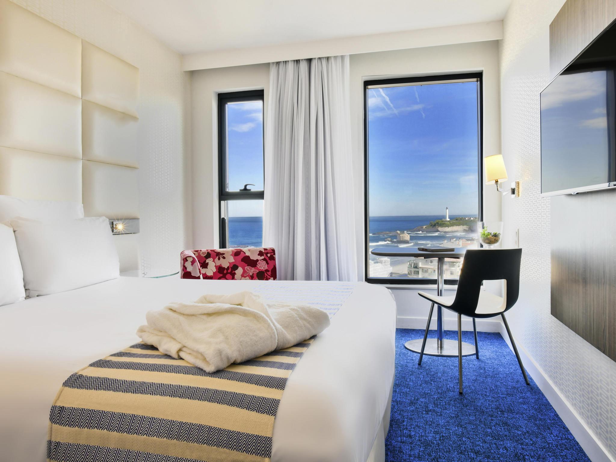Hotel – Hotel Mercure Le President Biarritz Centro