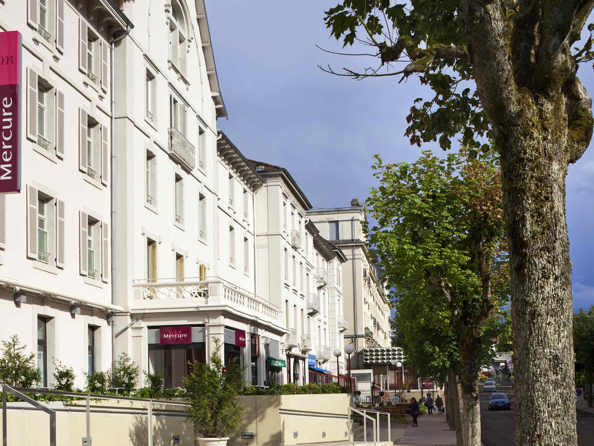 Hotel - Mercure Vittel Hotel