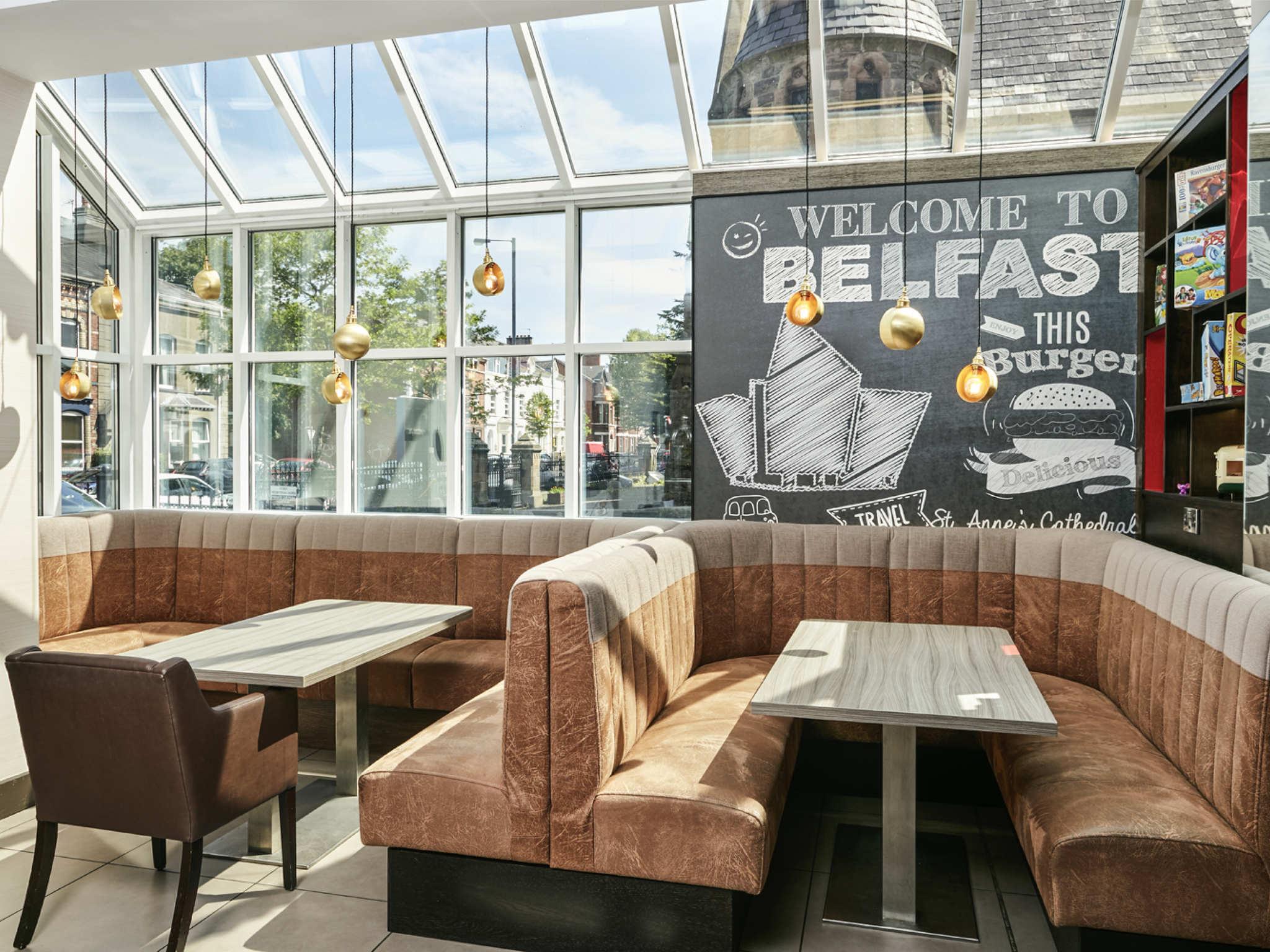 Ibis Belfast Queens Quarter Comfortable Hotel In Belfast