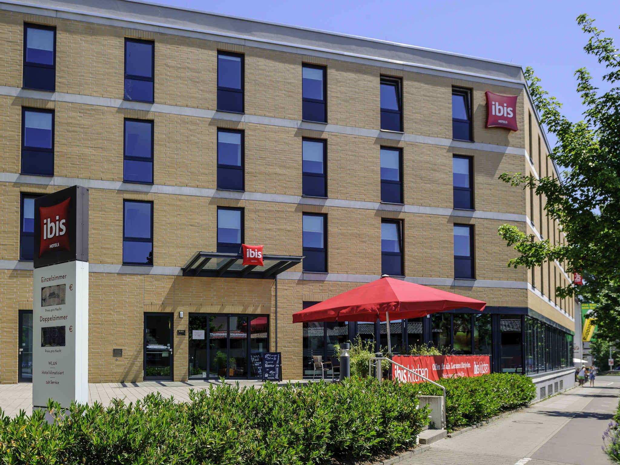 โรงแรม – ibis Konstanz