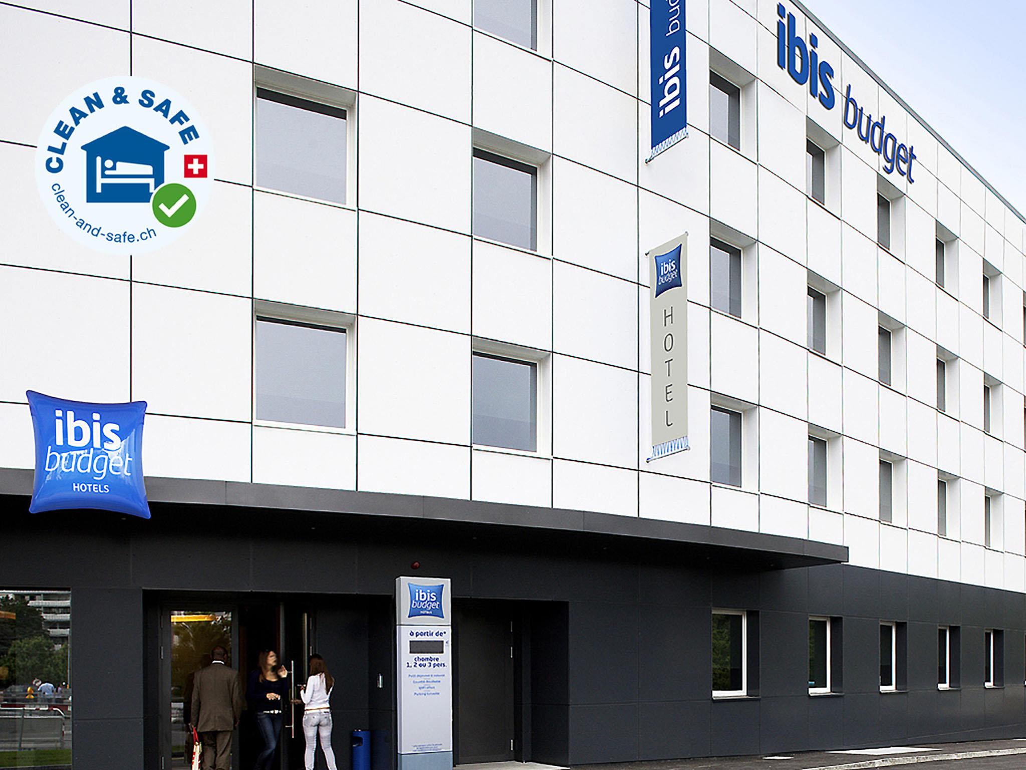 Отель — ibis budget Женева Петит Ленси