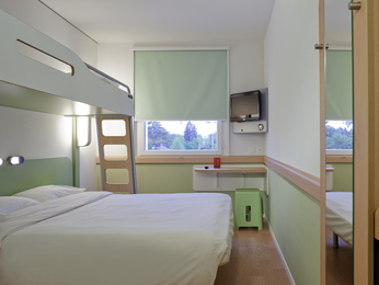 Hotel pas cher geneva ibis budget geneve petit lancy for Hotel petit budget