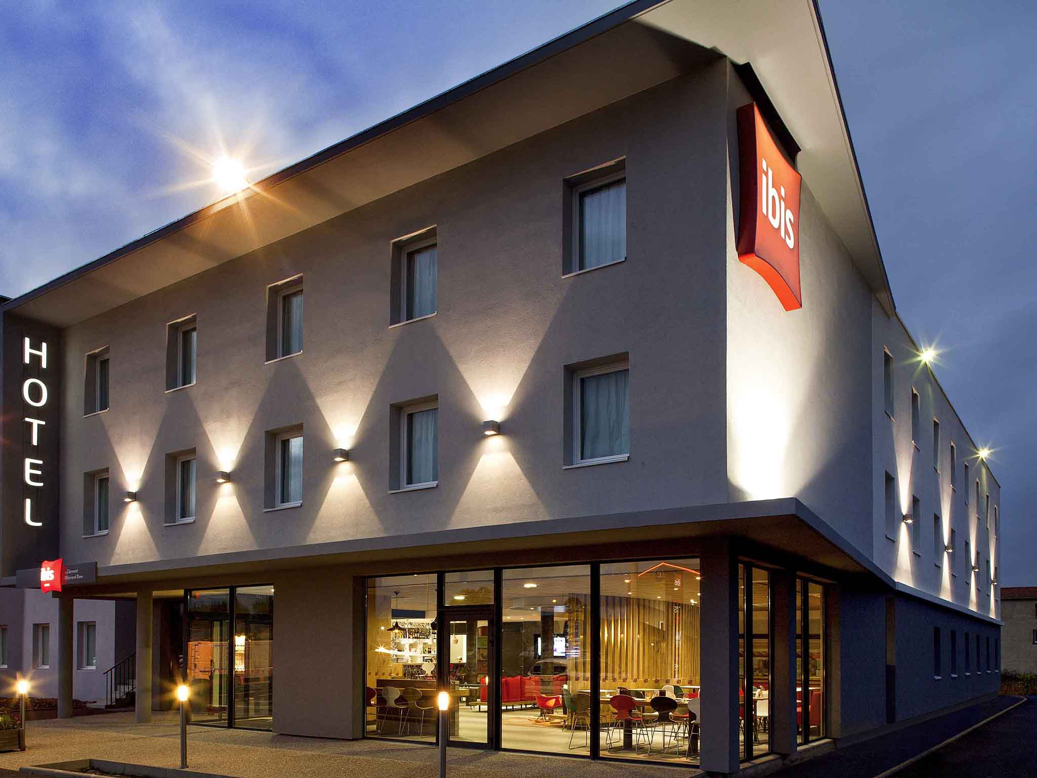 酒店 – ibis Clermont-Ferrand Nord Riom