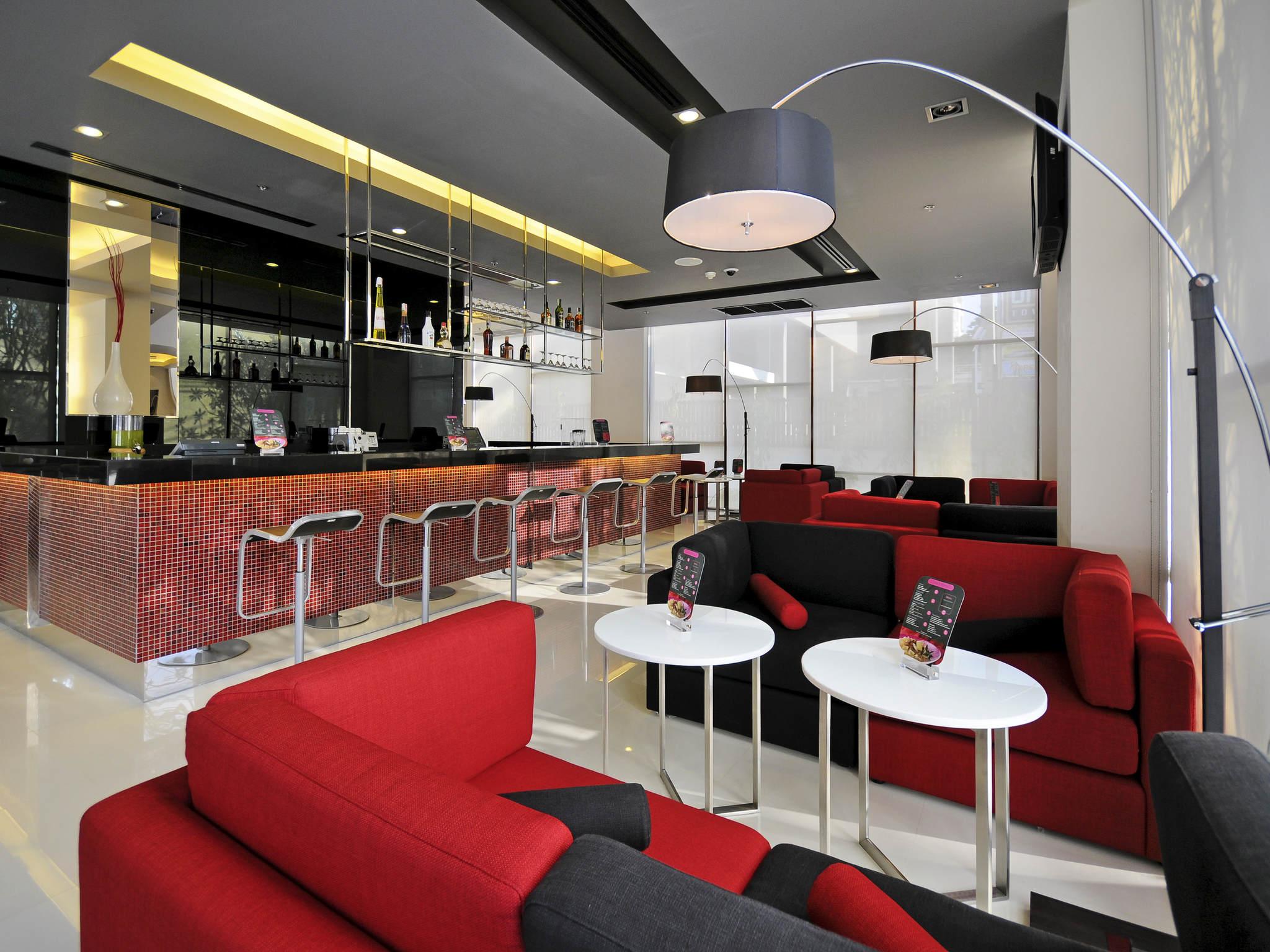 فندق - إيبيس ibis بانكوك سوكومويت 4