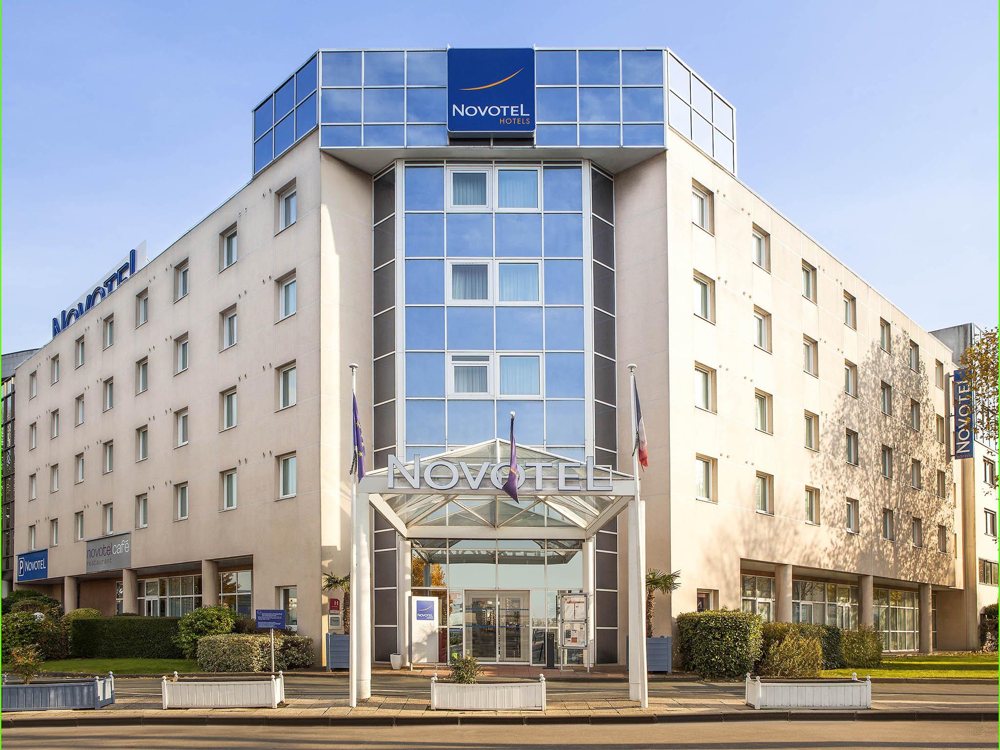酒店 – 南特中心卢瓦尔河畔诺富特酒店