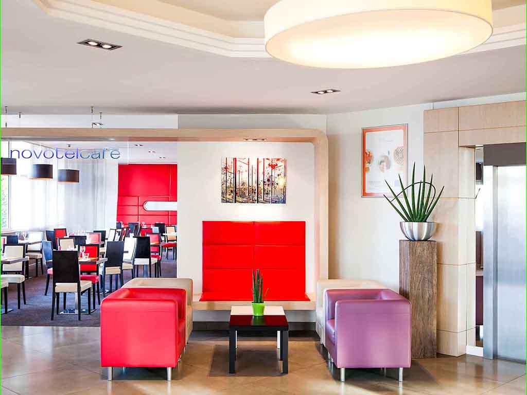 Hotel in nantes novotel nantes centre bord de loire for Stage cuisine nantes