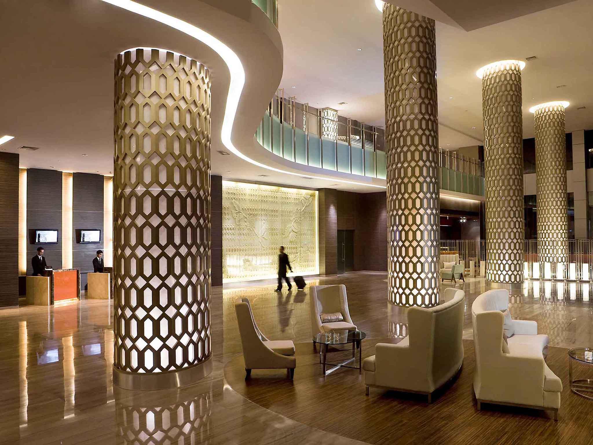 Отель — Novotel Банка Гольф & Конвеншн Центр