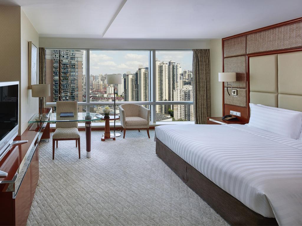 Hotel Shanghai centre - Pullman Shanghai Skyway - AccorHotels