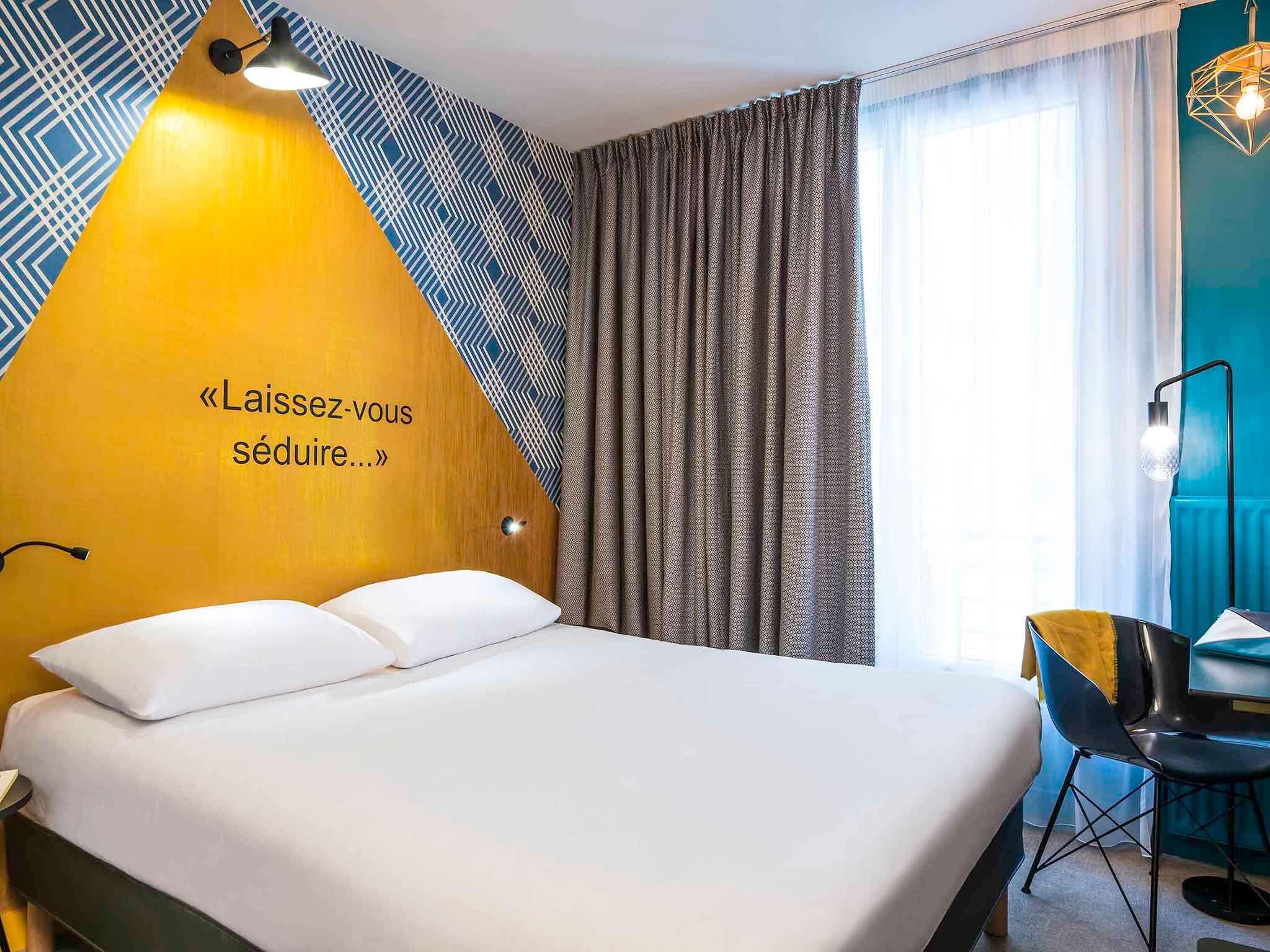 호텔 – 이비스 스타일 파리 15 르쿠르브