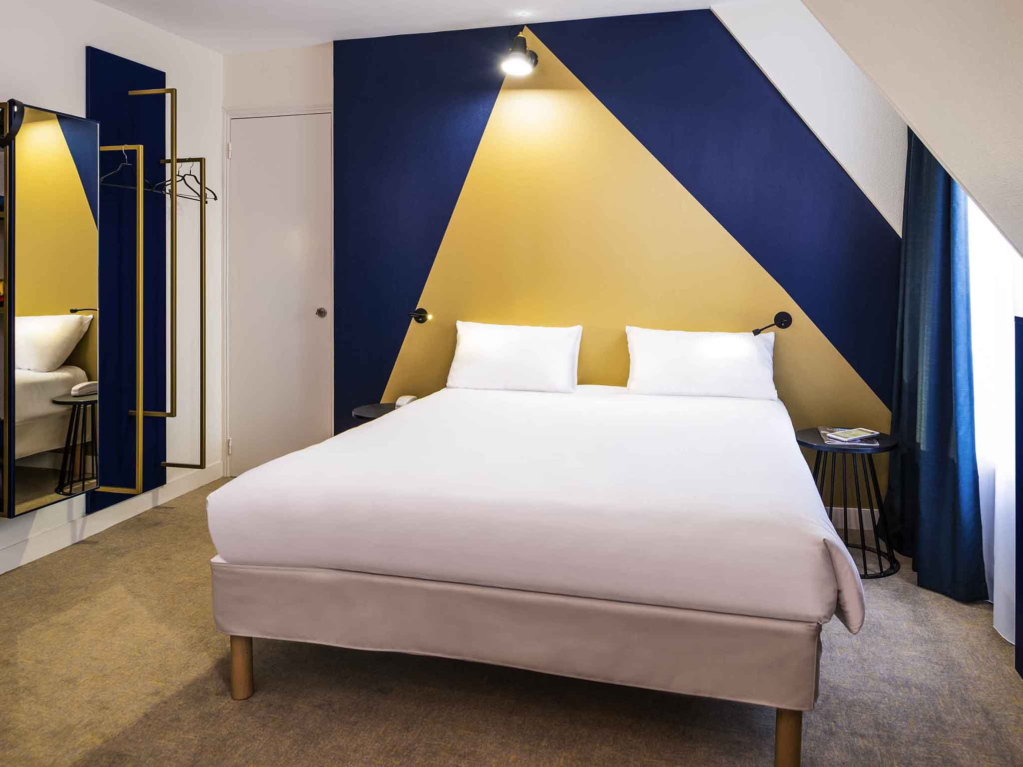 Hotel – Hotel ibis Styles Parigi 15 Lecourbe