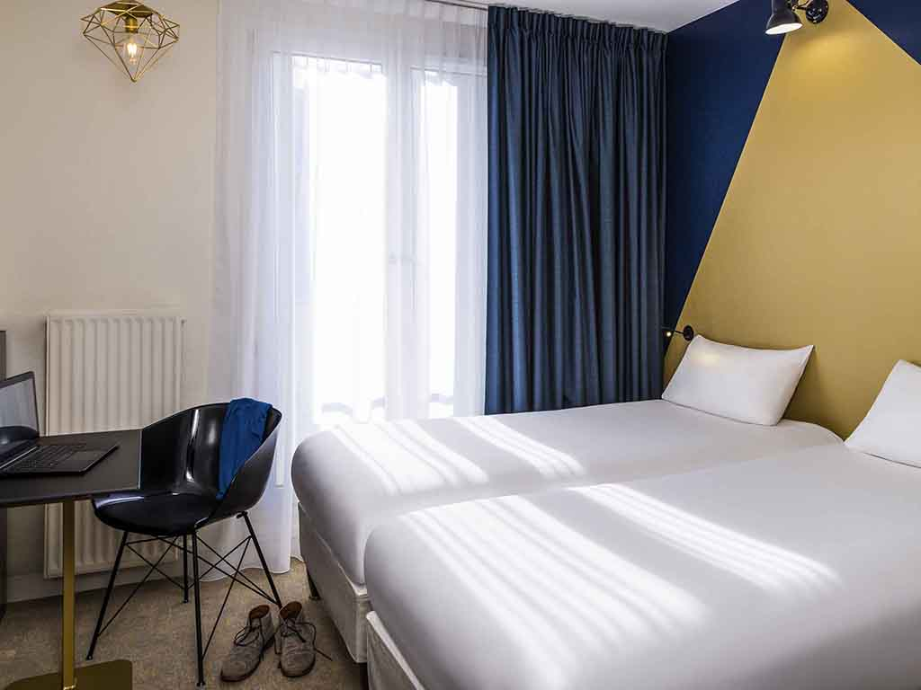 Hotell I Paris  U2013 Ibis Styles Paris 15 Lecourbe