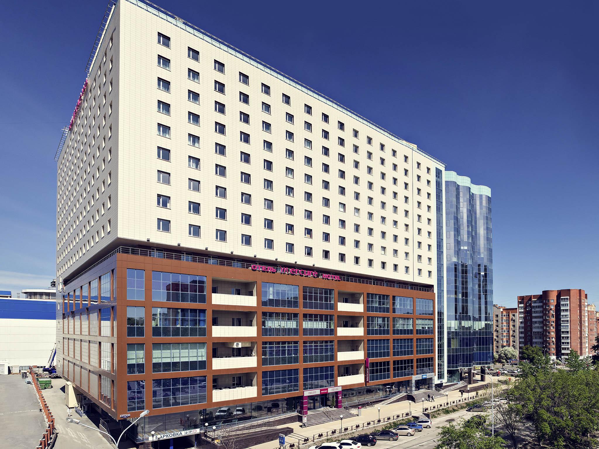 โรงแรม – Mercure Tyumen Center