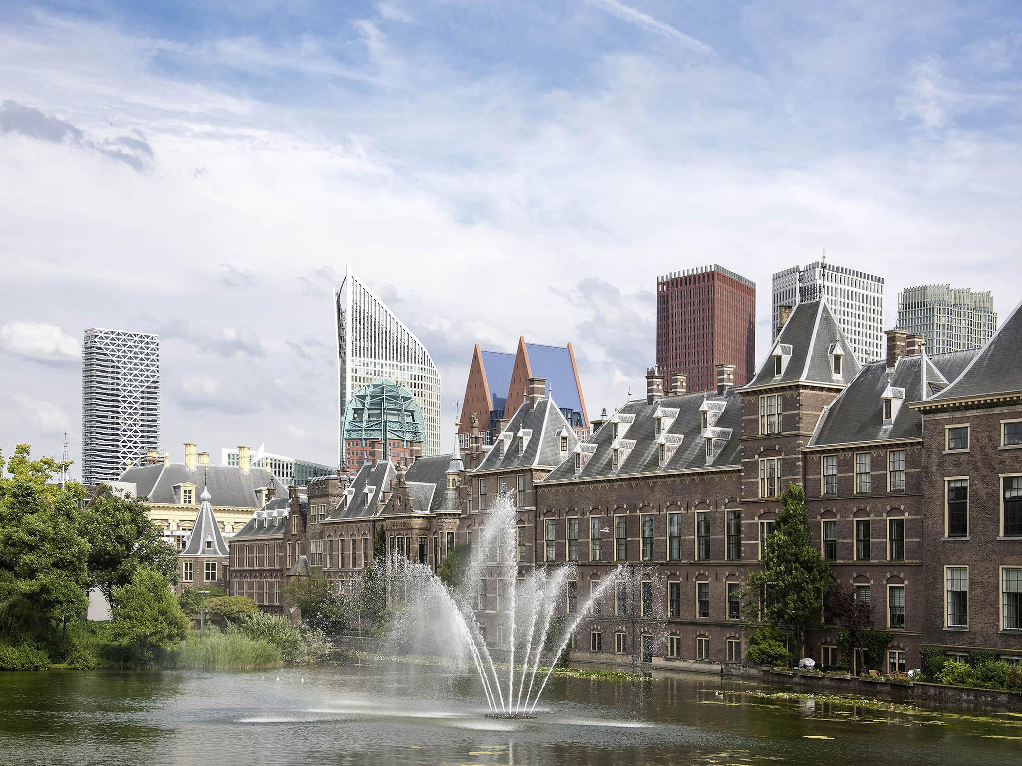 Family Hotel The Hague Centre Novotel Suites City Centre