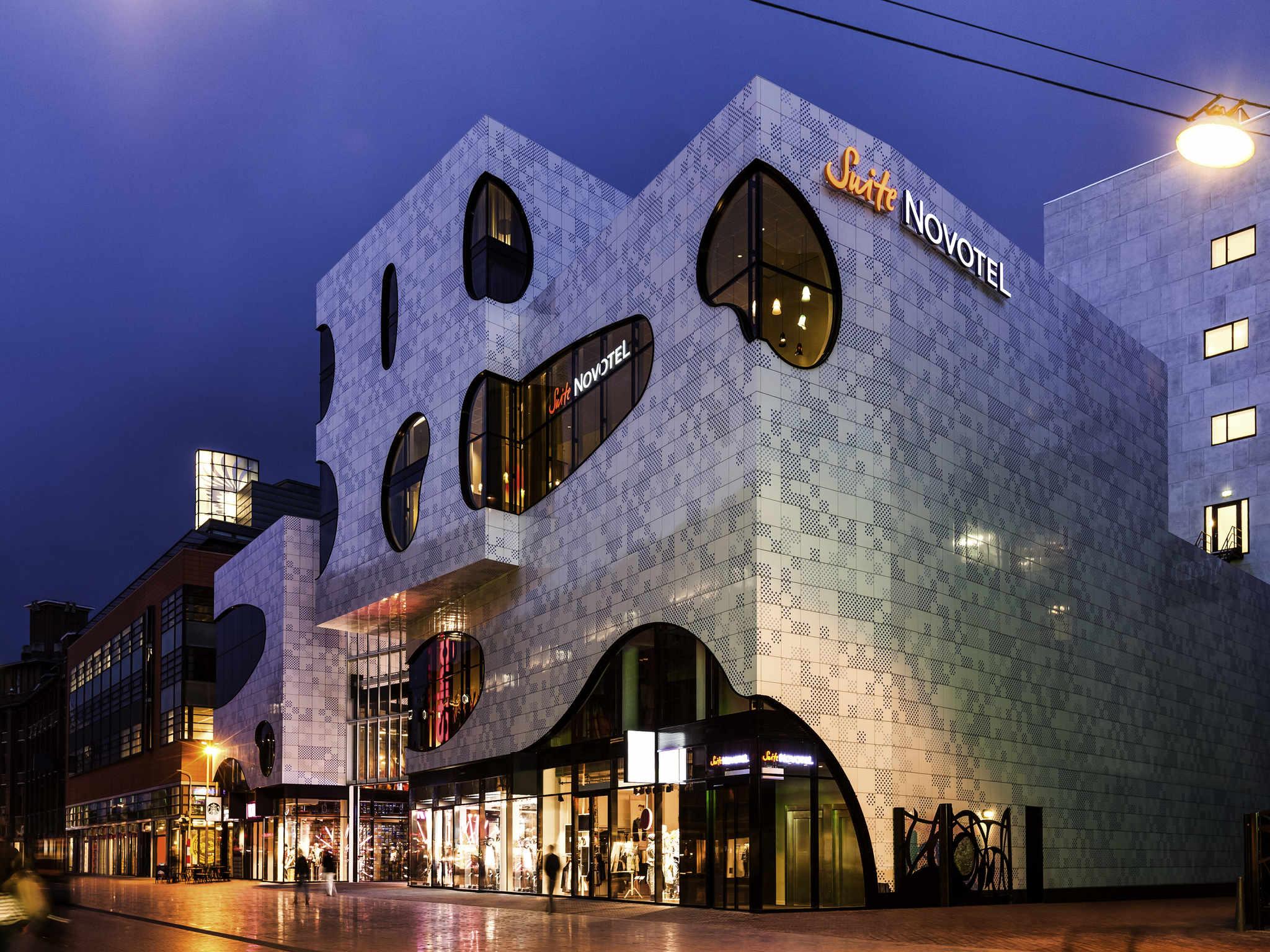 Hotell – Novotel Suites Den Haag City Centre