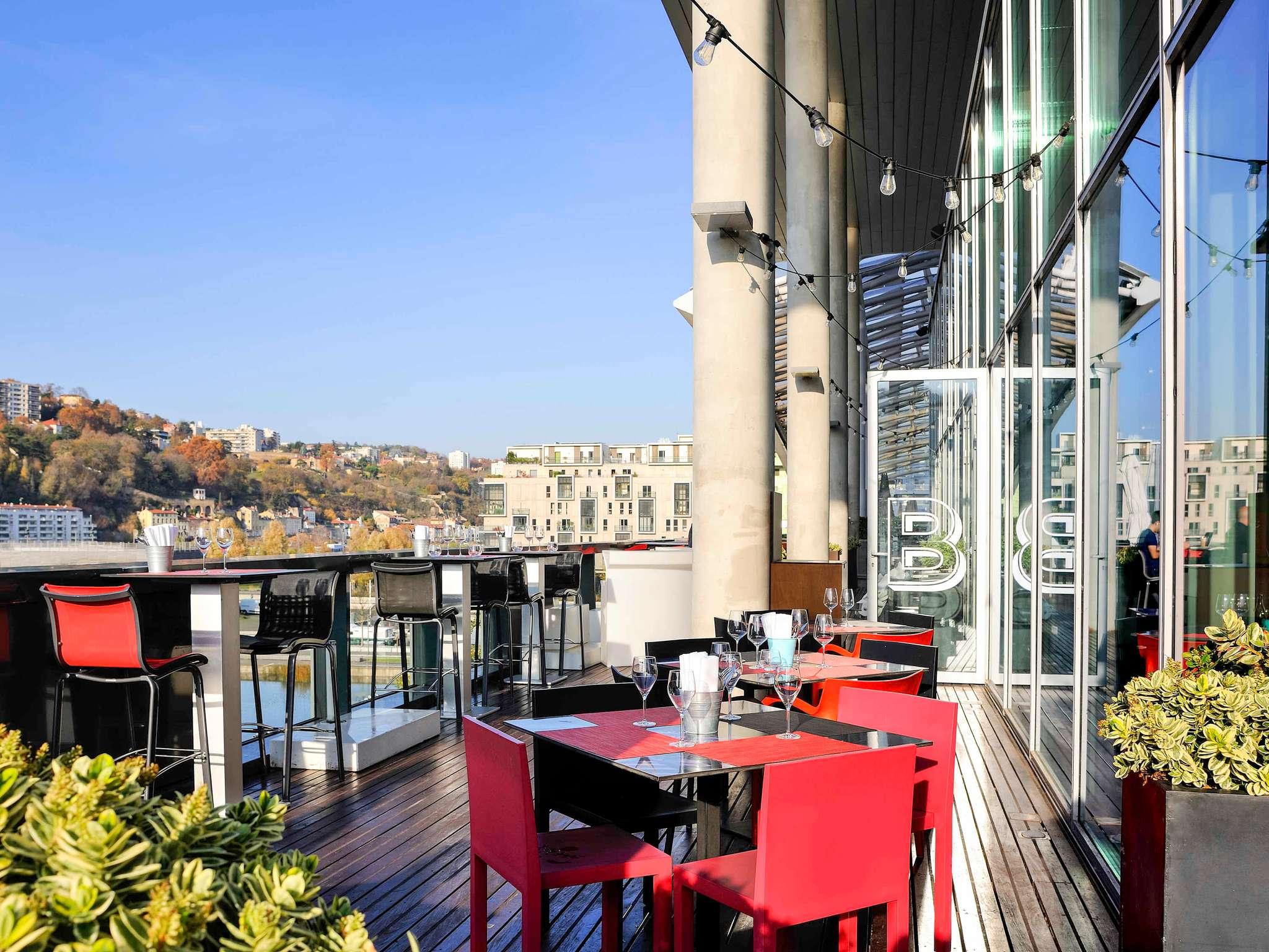 Hotell – Novotel Lyon Confluence